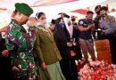 Istri Kasad Jendral Andika Prakarsa dan Masker Uniknya menjadi pusat perhatian